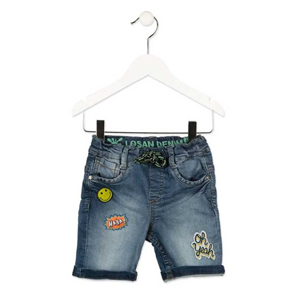 Losan Kids Şort Denim