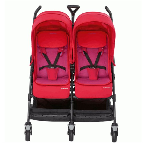 Maxi Cosi Dana For2 Red Orchid