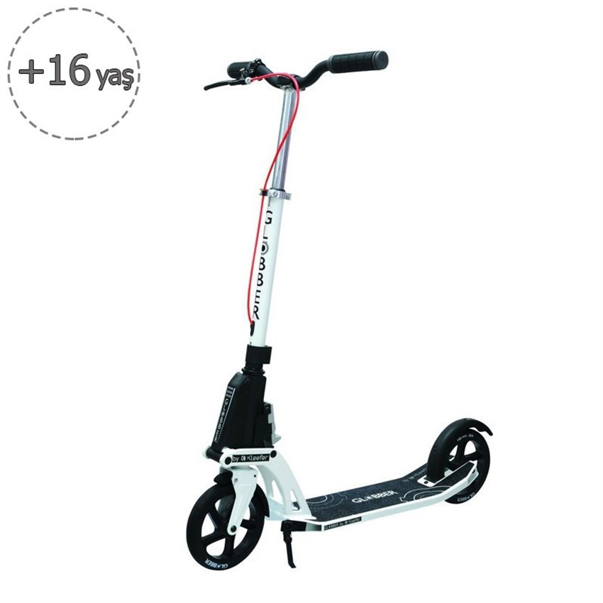 Globber Scooter/One K Active/Beyaz