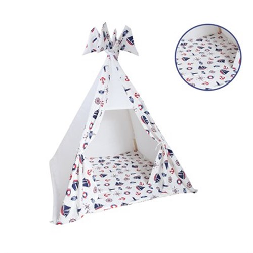Kiddy's Teepee Mat - Denizci