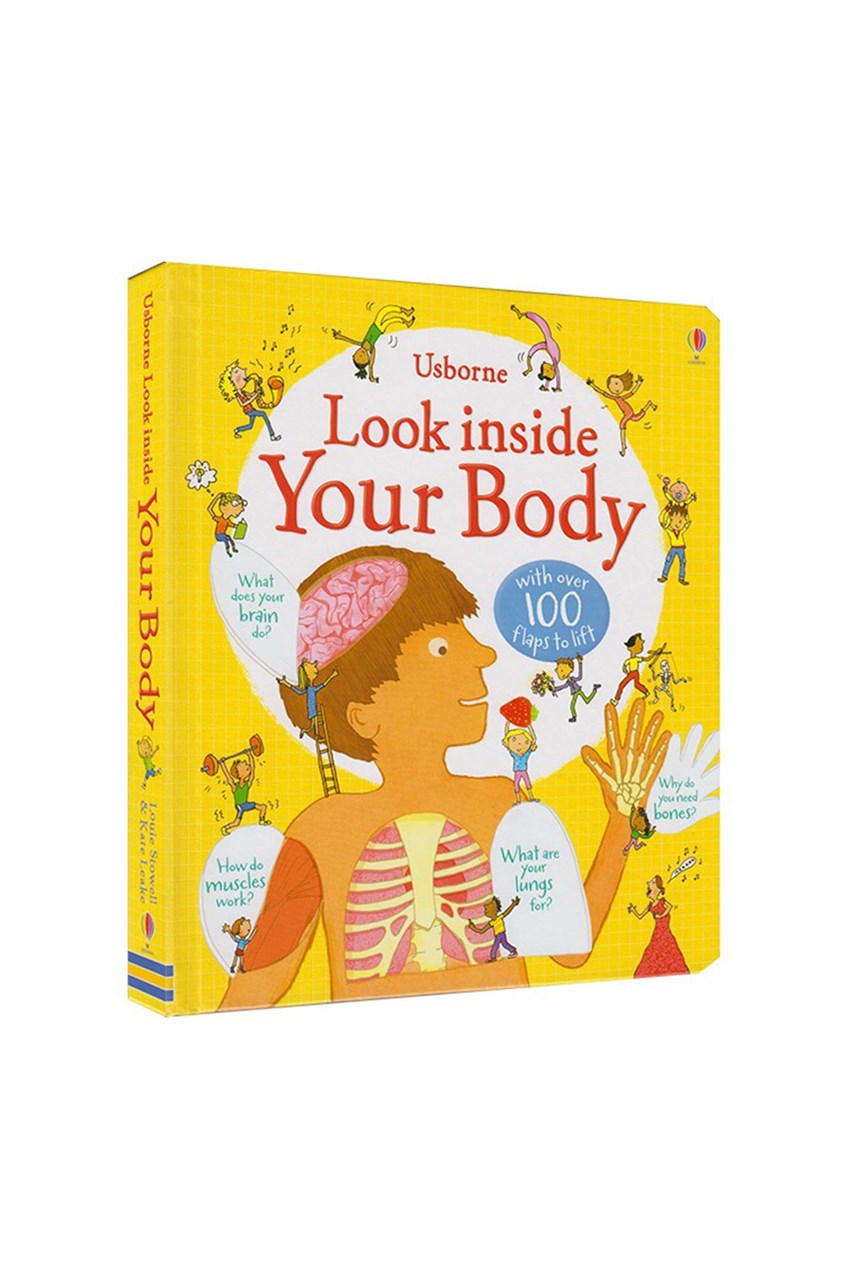 The Usborne Look Inside Your Body