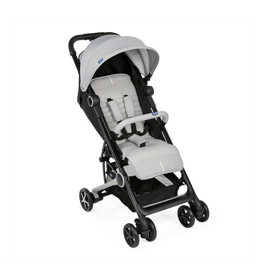 Chicco Minimo 3 Bbebek Arabası Light Grey