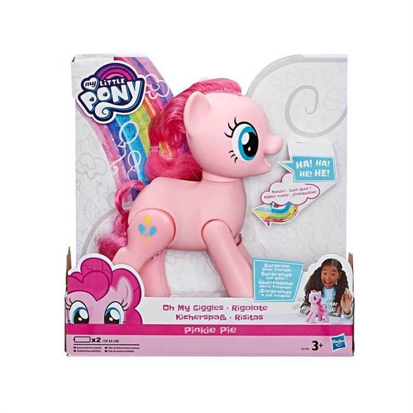 My Little Pony Neşeli Pinkie Pie