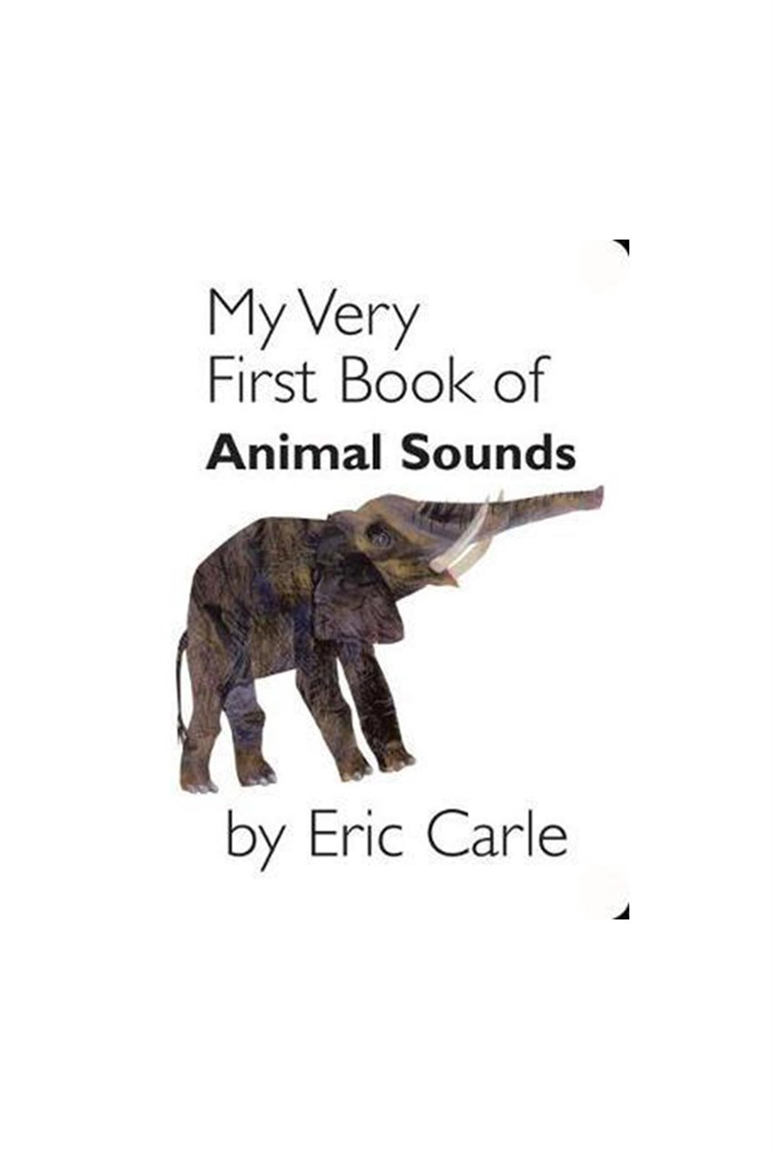 My Very 1st Bk Animal Sounds