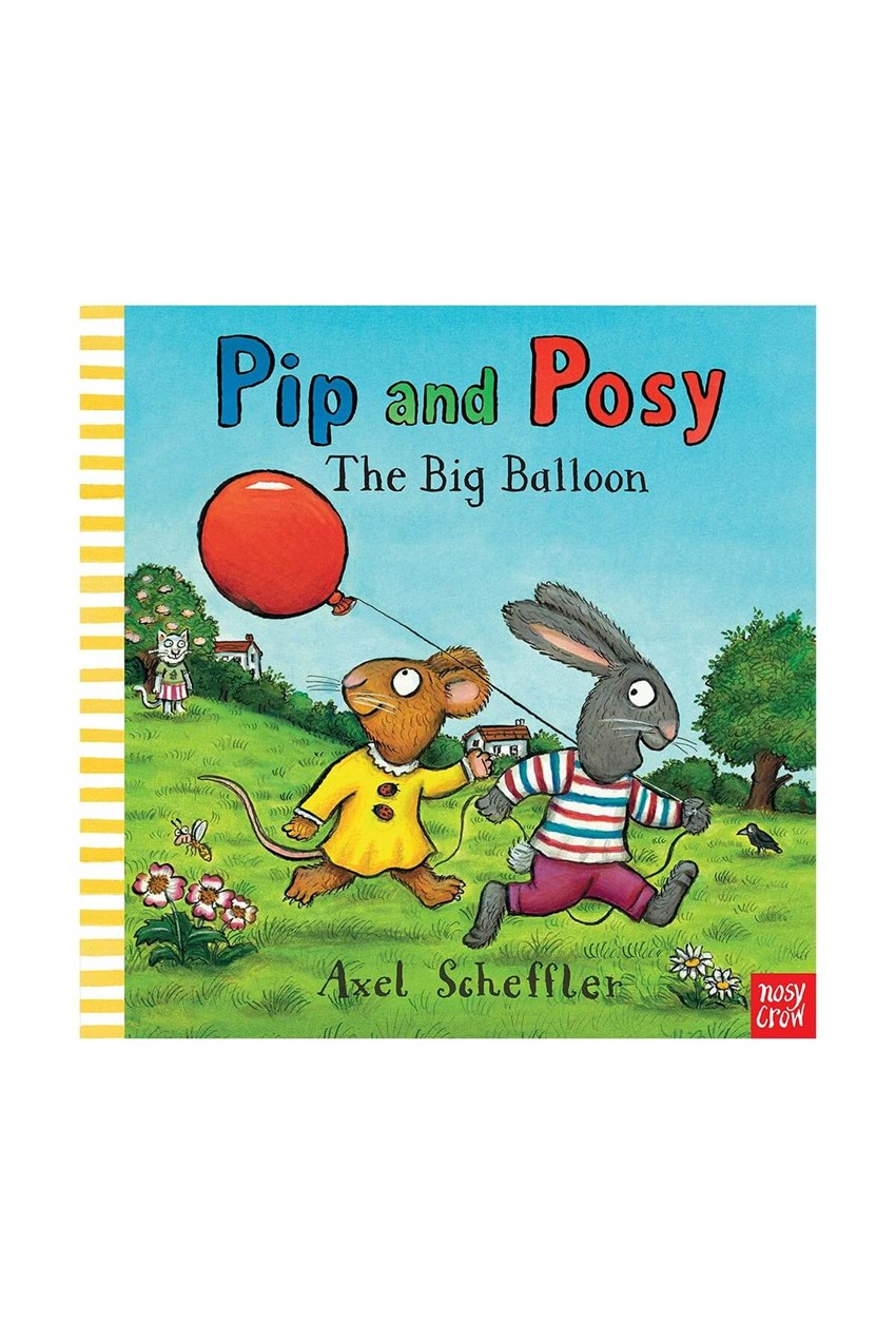 NC - Pip and Posy the Big Balloon