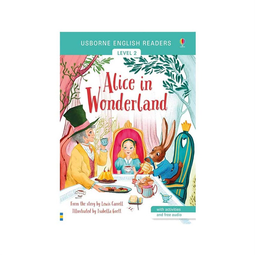 The Usborne Alice in Wonderland