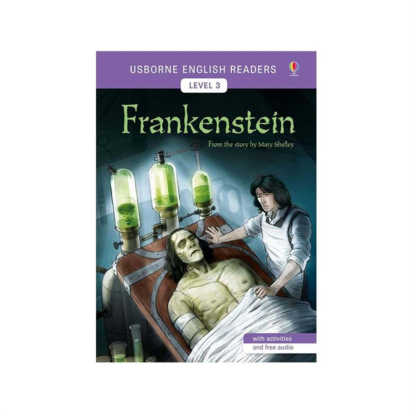 The Usborne Frankenstein