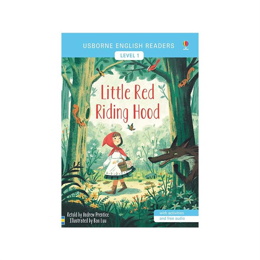 The Usborne Little Red Riding Hood