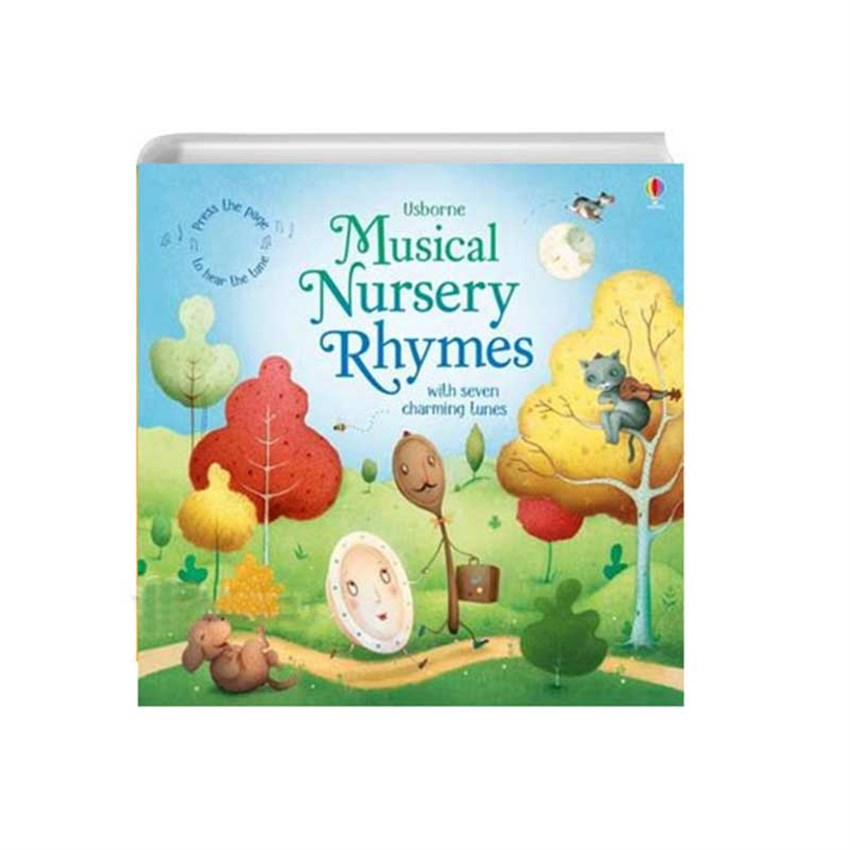 The Usborne Musical Nursery Rhymes