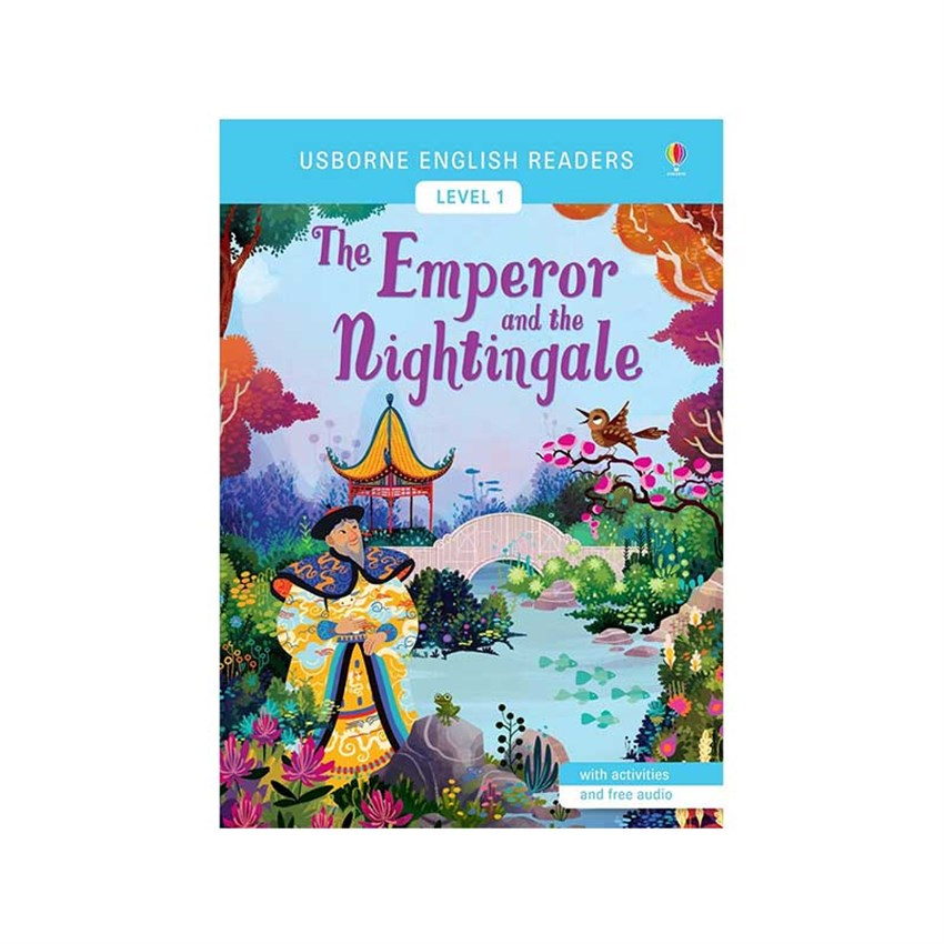 The Usborne The Emperor and the Nightingale