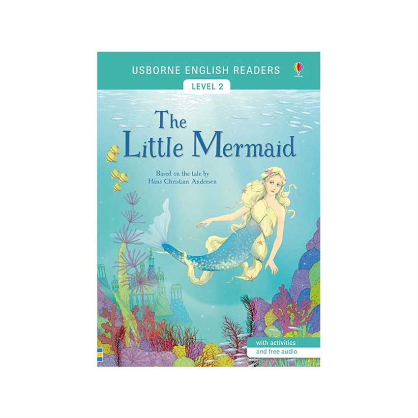 The Usborne The Little Mermaid