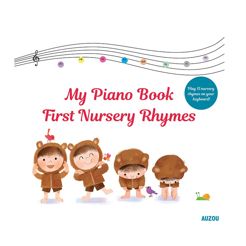 The Usborne BOU - My Piano - Nursery Rhymes