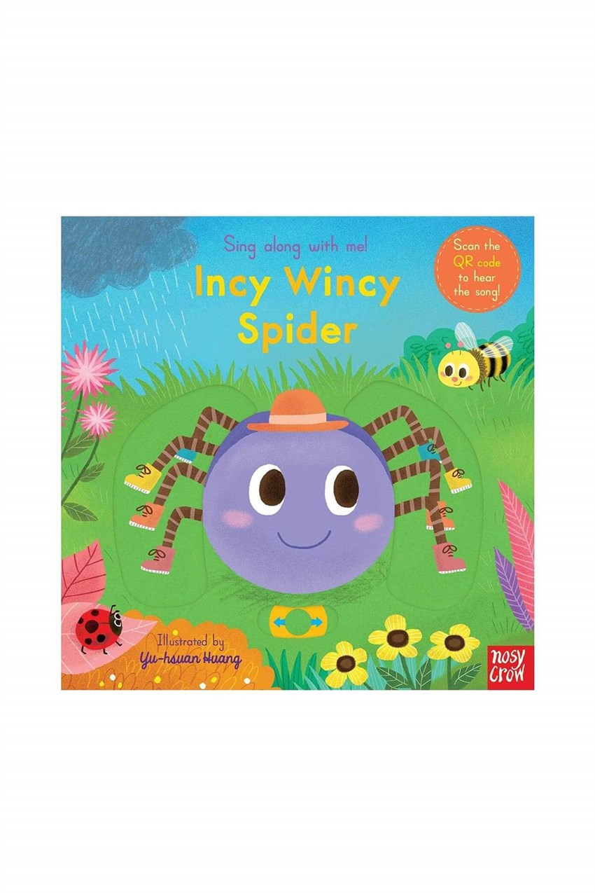 Nosy Crow Sing Along Ri Incy Wincy Spider