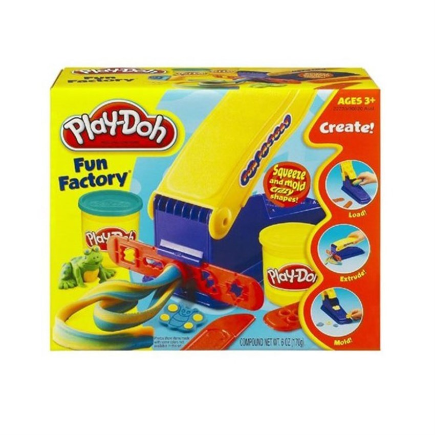 Play-Doh Mini Eğlence Fabrikası