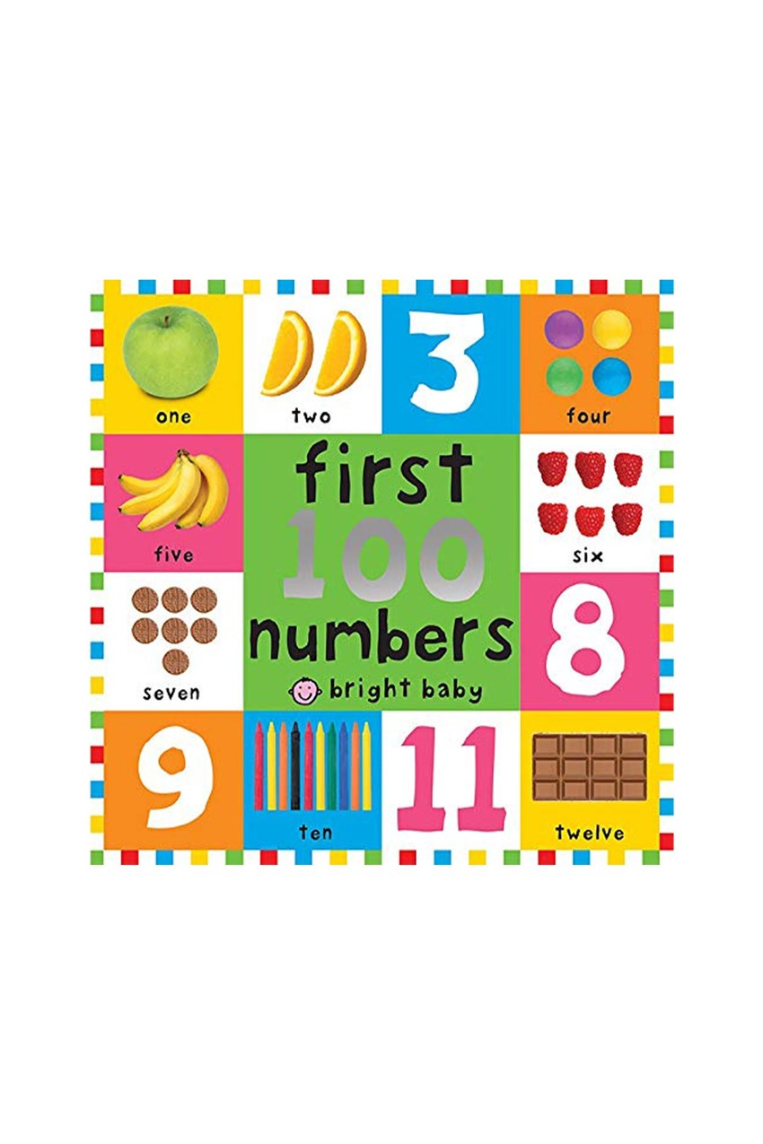 Priddy Books First 100 Numbers
