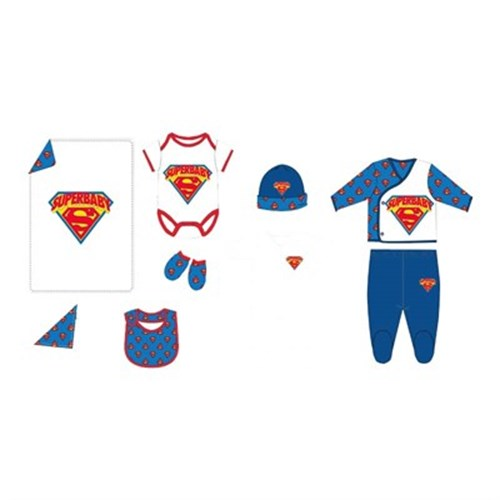 Superman SM9360 10'lu Set