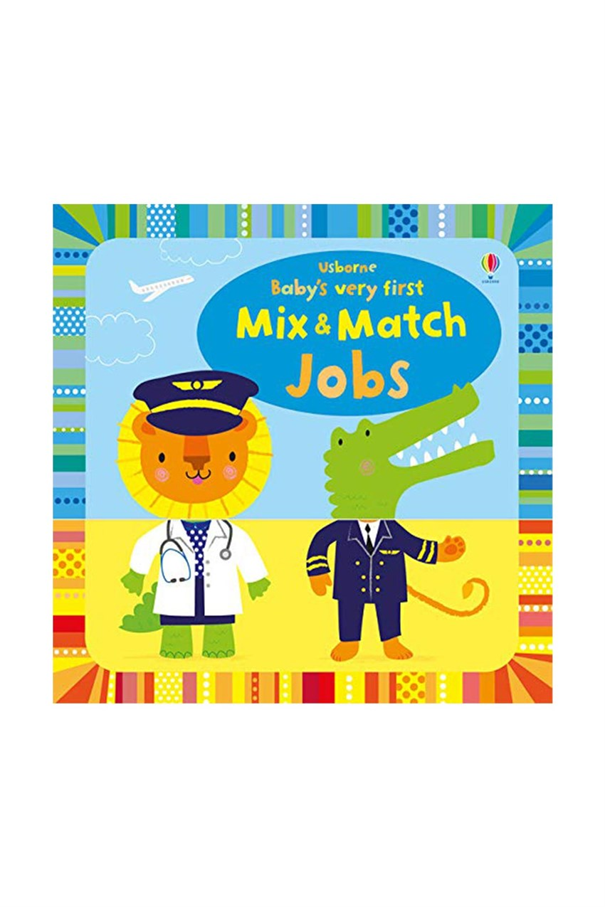 The Usborne BVF First Mix And Match Jobs