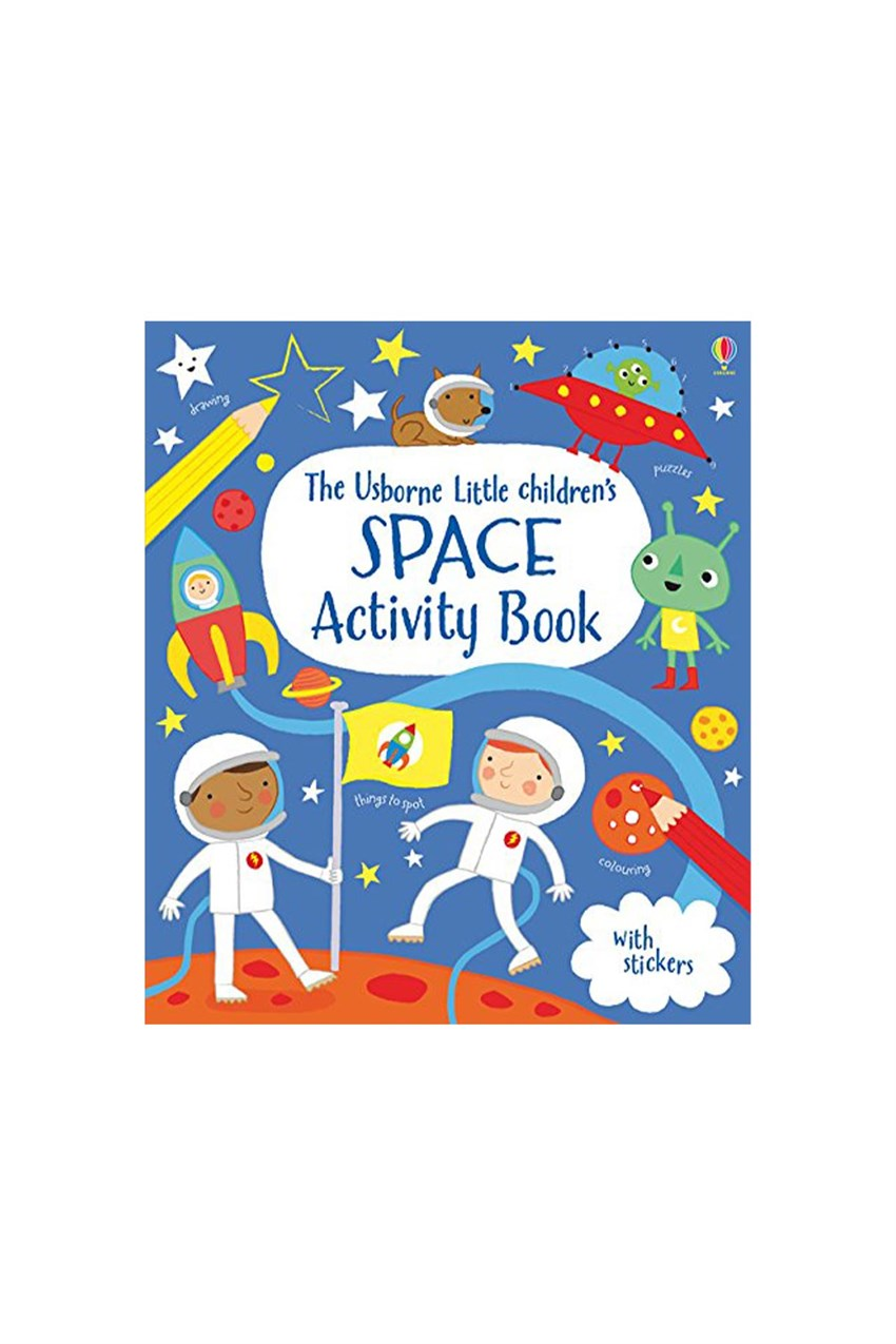 The Usborne Little Childrens Space Activity