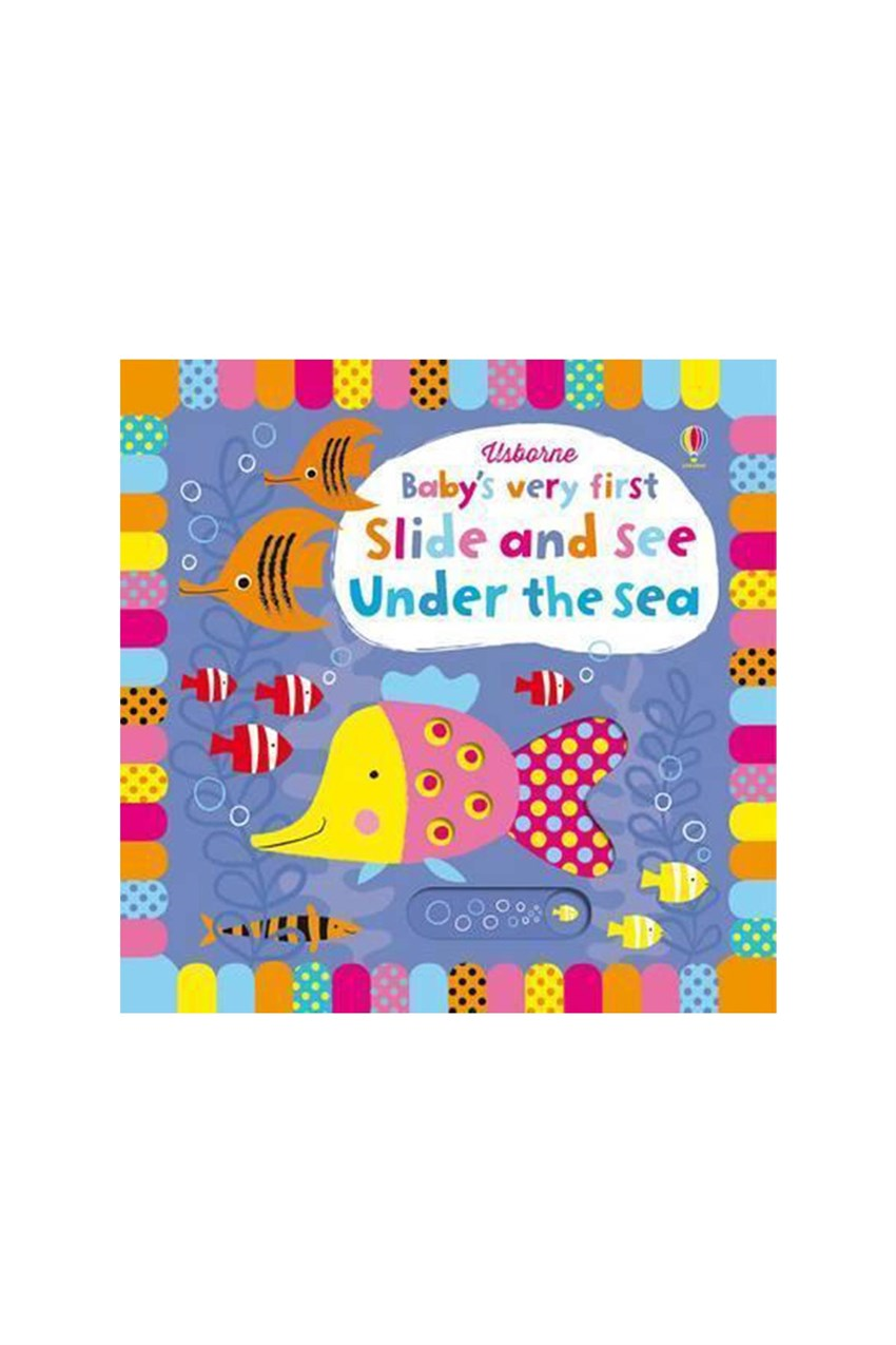 The Usborne BVF Slide & See Under the Sea