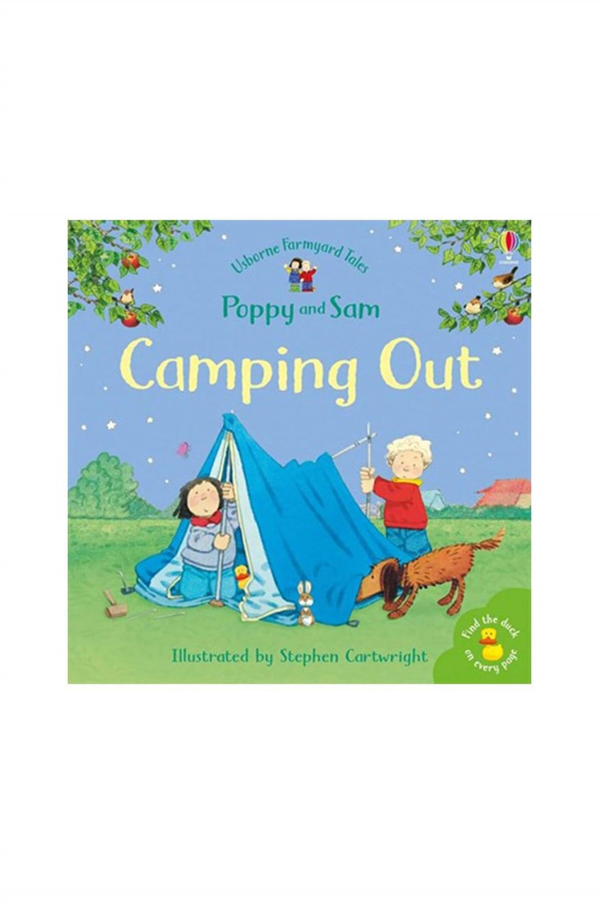The Usborne FYT Mini Campin Out