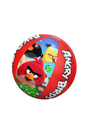 Bestway Deniz Top 51cm Angry Birds 36