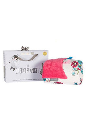 Cheeky Chompers Battaniye Anna Floral Cheeky