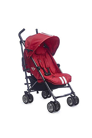 Easywalker Mini Buggy Baston Bebek Arabası Fireball Red