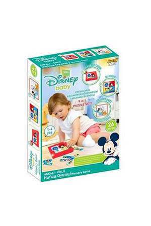 Disney Baby Piramit Puzzle
