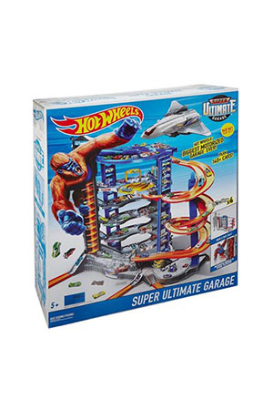 Hot Wheels Ultimate Garaj Dev Kule
