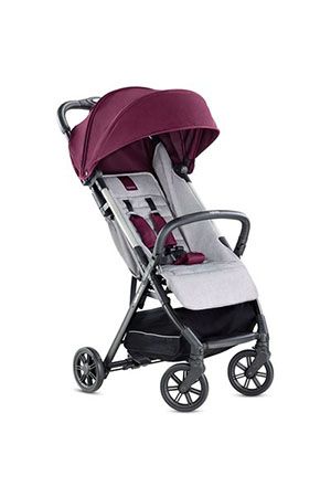 Inglesina Quid Kabin Boyu Bebek Arabası Grape Red