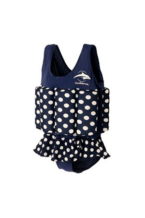 Konfidence Floatsuits Polka Dot