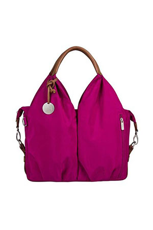 Lassig Glam Signature Bag - Fuschia