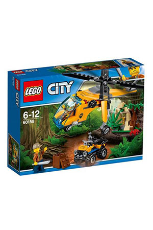 Lego City Cargo Helicopter