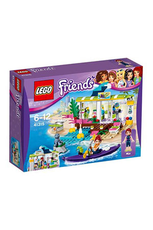 Lego Heartlake Surf Shop