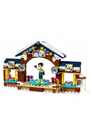 Lego S Resort Ice Rink