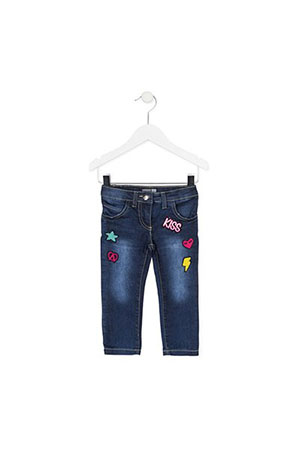 Losan Kids Kız Pantolon Denim