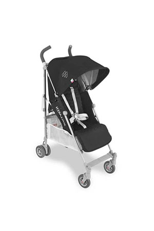 Maclaren Quest Baston Puset Black Silver