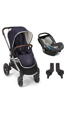 Mamas & Papas Ocarro Dark Navy Set