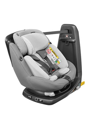 Maxi Cosi Axissfix Plus Concrete Grey