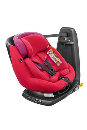Maxi Cosi Axissfix Plus Red Orchid