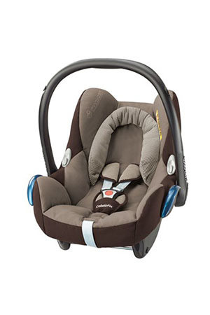 Maxi Cosi Cabriofix Earth Brown