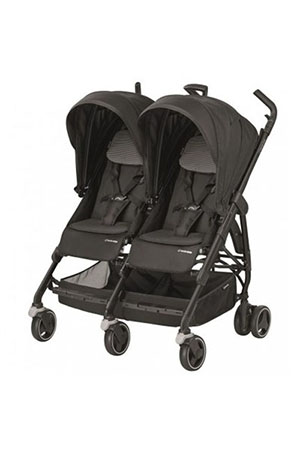 Maxi Cosi Dana For2 Black Raven