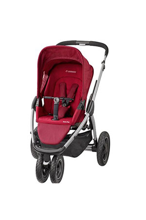 Maxi Cosi Mura 3 Plus Robin Red