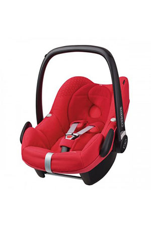 Maxi Cosi Pebble Origami Red