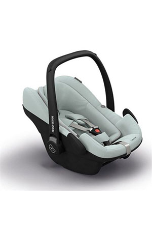 Maxi Cosi Pebble+ Grey