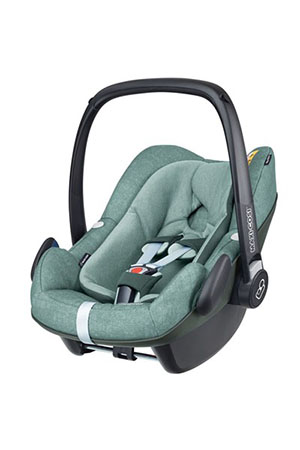 Maxi Cosi Pebble+ Nomad Green
