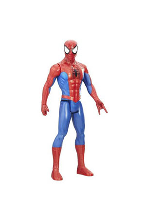 Spiderman Titan Hero Figür