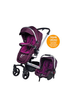 Baby2Go 8030 Volo Private Puset Mor