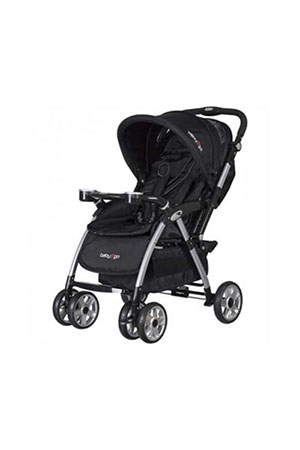 Baby2Go 8602 Carrier Puset Siyah