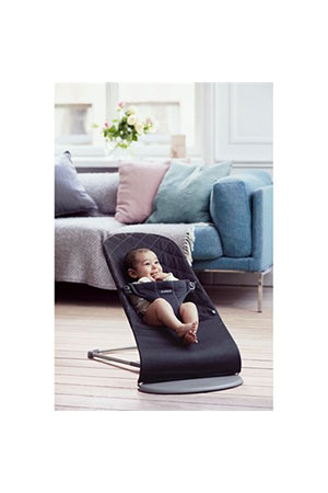 Babybjörn Balance Bliss Ana Kucağı Cotton / Black